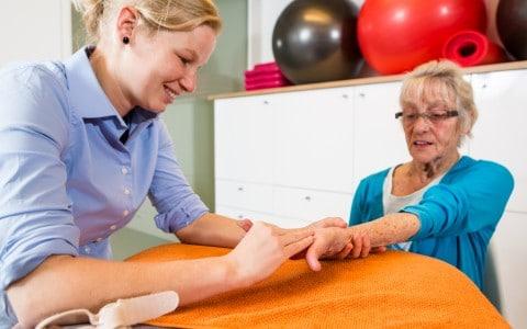 artrose enkel oefeningen