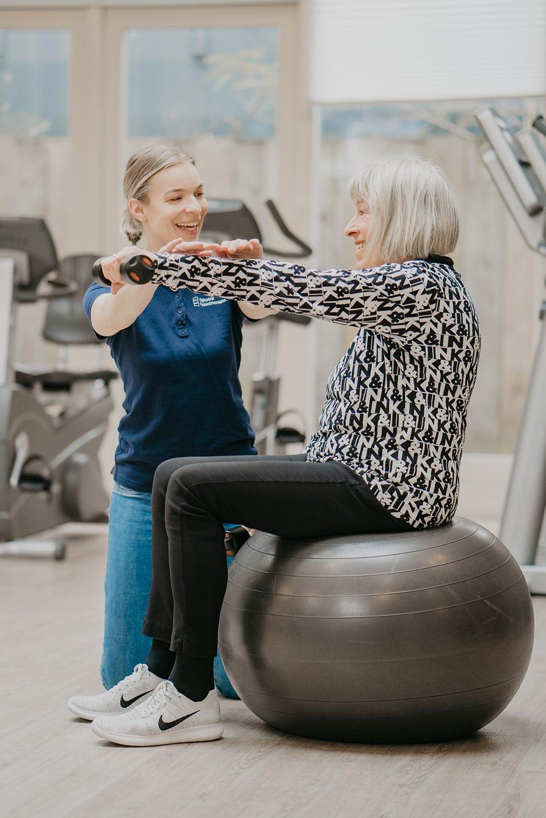 Dijkstra Fysiotherapie Alkmaar Tessa Schmidt