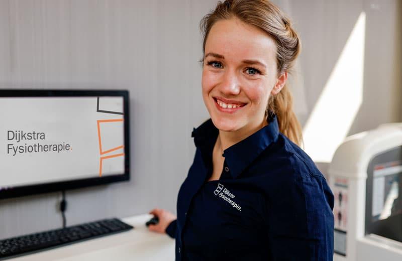 Dijkstra Fysiotherapie Jacqueline Meijer Fysiotherapeut